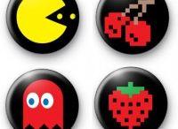 Gamer badges