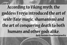 Norse & Roman legends and history