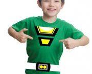 Camisetas Power Rangers / camisetas customizadas e estampadas para festas malha algodão adultos e infantis com variedades de tamanhos modelos e cores