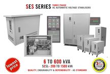 Voltage Stabilizers / AC Voltage Stabilisers and associated Power Conditioning products available from Ashley-Edison (UK).