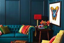 DECOR: Colors that wow / by Lisa Hankins