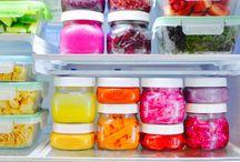 Menu Planning and Food Organization