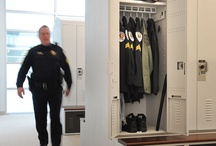 Public Safety Spaces / Public Safety Storage Ideas / by PattersonPope