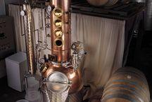 copper still moonshine