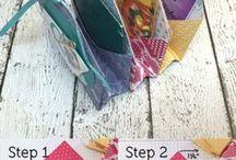 Folde æsker / Origami