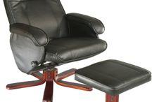Fauteuil relax pivotant / Un fauteuil relax pivotant est conçu avec un piètement en étoile ou en disque pour assurer une rotation à 360° du fauteuil relax. Un fauteuil relax relax pivotant offre une relaxation plus fonctionnelle et donc plus agréable, vous vous orientez facilement vers un écran ou une fenêtre par exemple, ou vous pouvez vous écartez de votre bureau pour passer en position allongée.