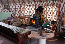 Yurt envy