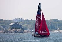 Emirates team nz