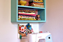 small sewing room ideas