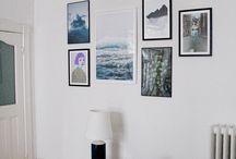interior // wall