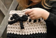 Crochet - Bags & Purses / These are all patterns we have in our current library - which is growing everyday!!