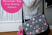 Sewing / Postman bag kids