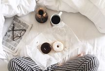 Еда в постель