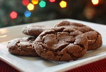 Cookies and Bars / The delicious, crispy, crunchy cookies and bars  for everyone! However be ware of cookie stealers because they can reach any height or any corner for a bite of freshly baked cookies.