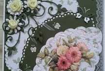 Card Making: Vintage/Shabby Chic Cards