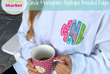Monogram It! / Fashion monograms for all ages