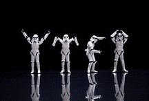 Wonderful World of Star Wars / by Pat Caporali