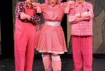 Shrek musical leads
