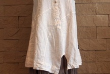 Handwoven clothes / Ideas for creating handwoven clothes