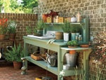 potting table love