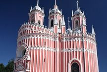 Podróże_Saint Petersburg / Zabytki_Pomniki_rzeka Newa i mosty_Zatoka Newska i Fińska_ulice_panorama miasta