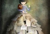 Children's illustrations and books