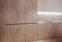 Plywood handles