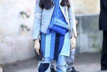 Londra Moda Haftası Sokak Modası-2014
