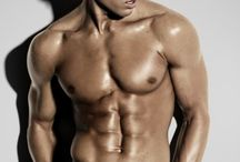 SEXY HOT MEN / Men with NICE bodies!!! / by Judy Sharum