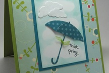 Cards - Memory Box & Poppystamps