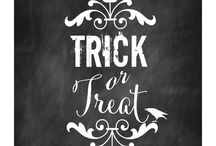 Trick or treat? What's it gonna be?