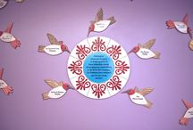 Donor Recognition & Nature / We create donor recognition art with meaning and intention to help you thank your donors