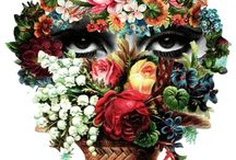 Lovely Flowery Things / by Thorn Magazine