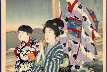 Grabado japonés UKIYO-E