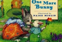 Preschool Theme: Rabbits / by Charity Donovan