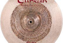 Turkish Cymbals / http://www.muzikaletleri.com.tr/turkish-cymbals
