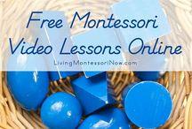 Montessori videok