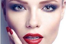 · makeup ·