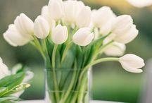 Bouquet floral et deco de tables