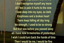 grief / by Angie Hallman