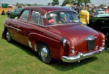 Vauxhall Velox 1953