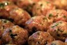 Meatballs / Who doesn't like meatballs?