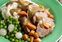 Dinner- Beef & Pork / by Carly Moss