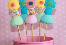 pinchos dulces