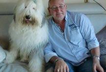 Landsmeer / onze hond