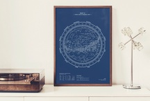 maps framed