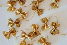 φιογκακια χρυσαφι