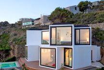 modern house arc