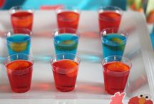 Elmo party ideas / by Kate Mulholland