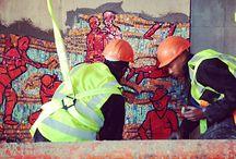 Joburg mosaic installation
